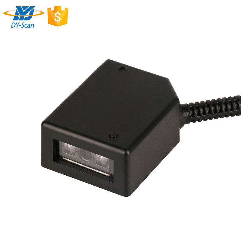 CCD Image 1D Fixed Mount Scanner , Fast Decoding USB Bar Code Scanning Module
